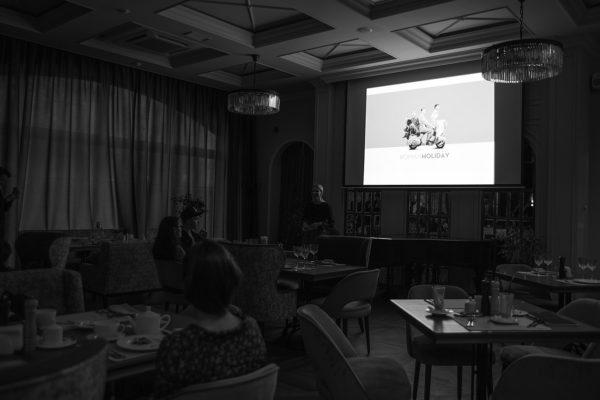 22.03.2020 Cinemateka. «Римские Каникулы»